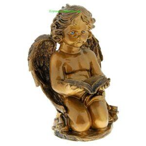 Ангел с книгой ( б ) / бронза