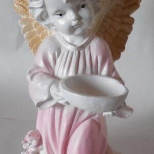 Ангел с чашей ( светлый )