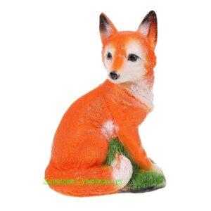 Лисица сидя - полистоун
