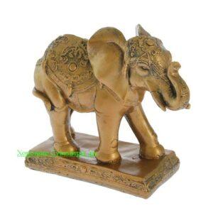 Слон средний / бронза