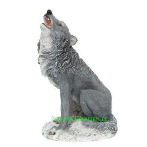 Волк воющий - полистоун